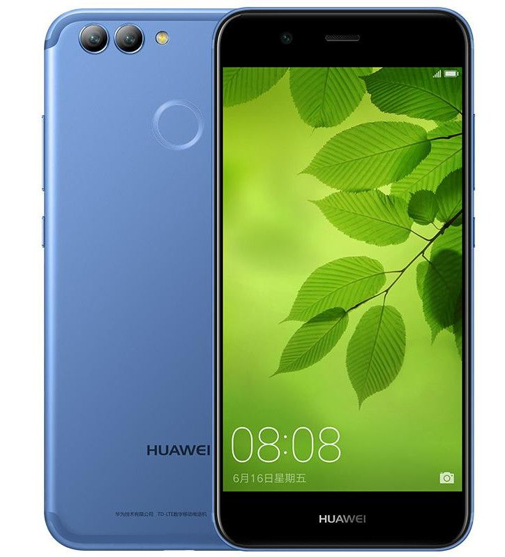 Huawei Intros Nova 2 & Nova 2 Plus With 4GB Of RAM, Nougat #Android #Google #news