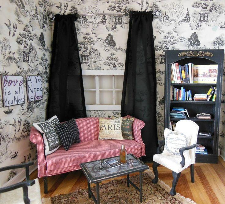 Miniature Living Room Part 68