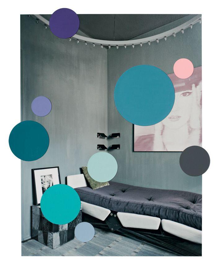 elegant les couleurs tendances du moment with tollens simulateur couleur. Black Bedroom Furniture Sets. Home Design Ideas