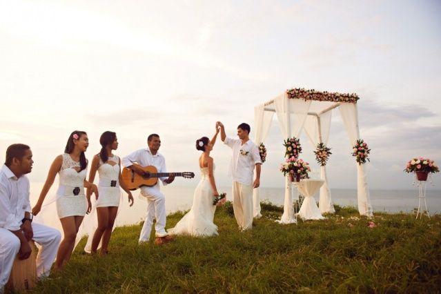 Свадьба на Бали. Фотографы на Бали от PARADISEwed