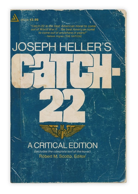 an overview of the theme in catch 22 by joseph heller War has been a recurrent theme  war and the pity of war: joseph heller's catch-22  the present paper explores and examines catch-22 to show how joseph heller.