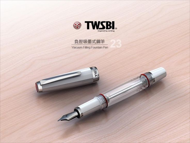 TWSBI shows off design for their new fountain pen, PP023, a.k.a. Vac Mini By Dan Smith On April 29, 2013