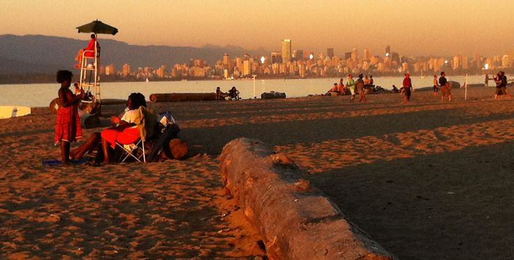Canada - Vancouver B.C. -  Spanish Banks,