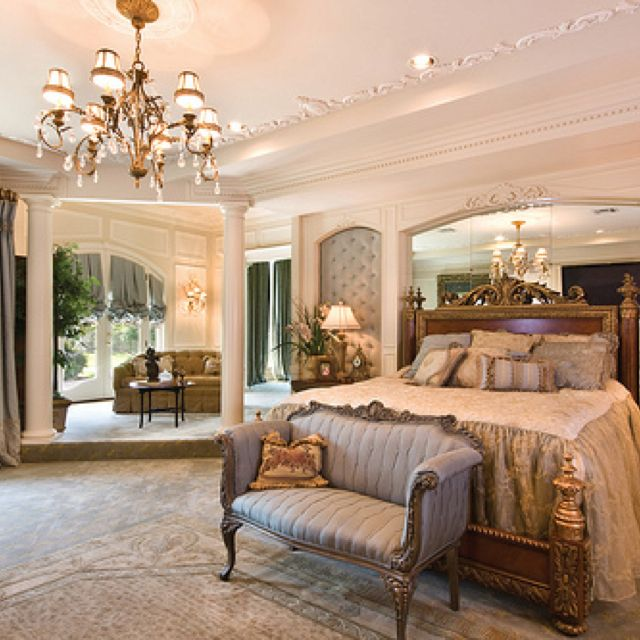 8 Luxury Bedrooms In Detail: 447 Best Images About Dreamy Bedrooms On Pinterest