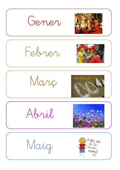 Material per organitzar l'aula