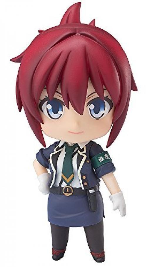 NEW Good Smile Company Nendoroid Tomytec RAIL WARS! Aoi Sakurai Figure Japan 465