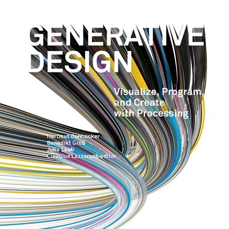 Competition: five copies of Generative Design to be won | GRAPHIC DESIGN 2 | デザイン