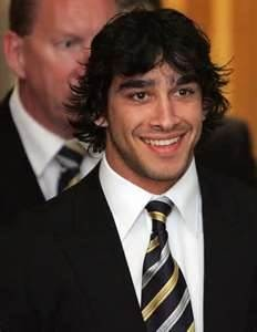 Jo wants a date night with Jonathan thurston and also a lifetime pass to watch him at every game he plays (front row as close as she can get)