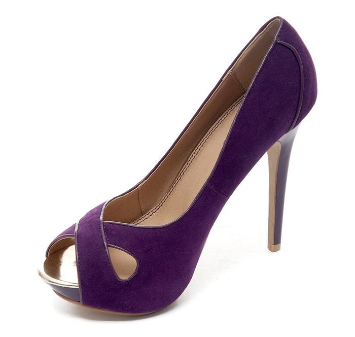 Sandalia Purpura