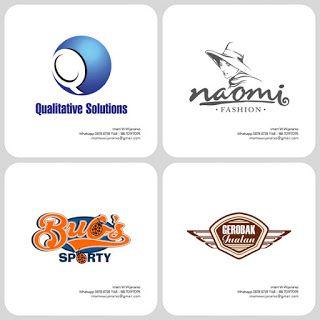 Jasa Desain Logo Kuliner |  Desain Gerobak | Jasa Desain Gerobak Waralaba: Desain Logo Corporate
