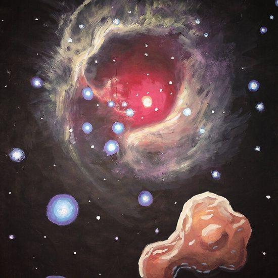 A nebula in Monoceros