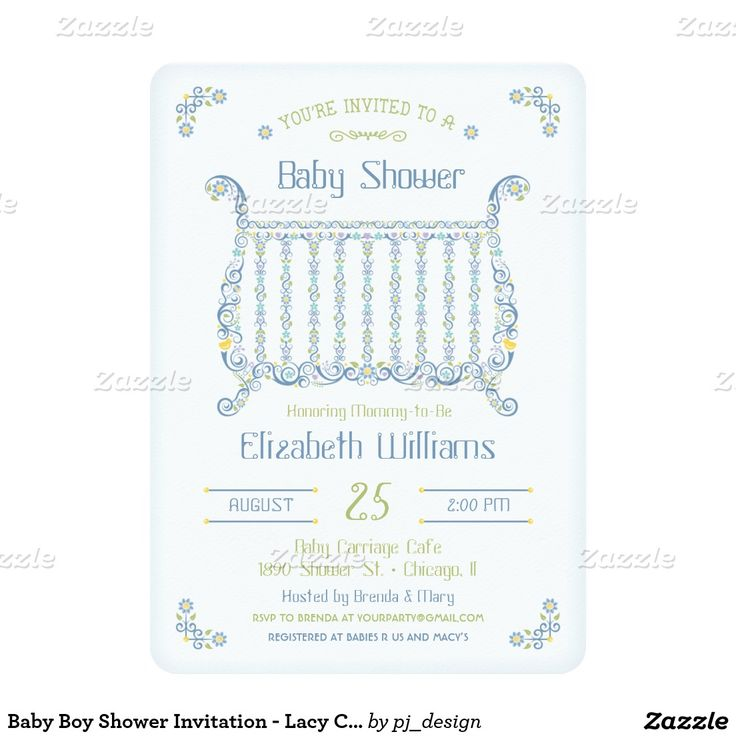 The 128 best Baby Shower Invitations images on Pinterest | Baby ...