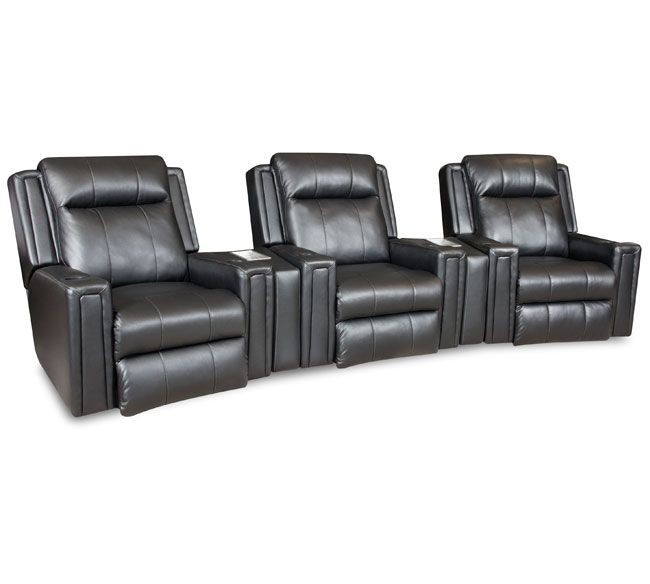 Southern Motion Curve 6858 Home Theater Seating