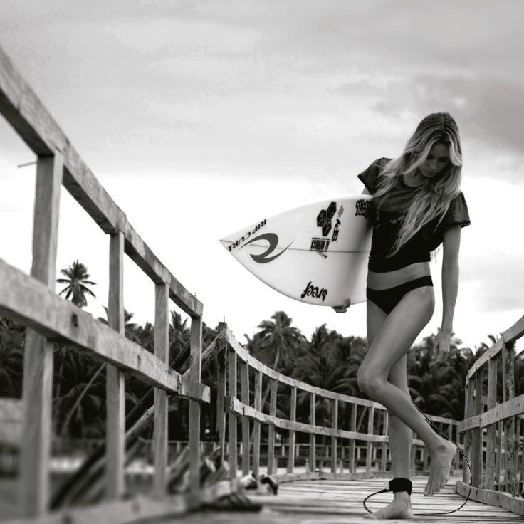 Vive procurando o verão incessantemente #viveosonho #ripcurl #ESS