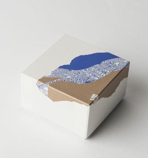 Beautiful Supra packaging