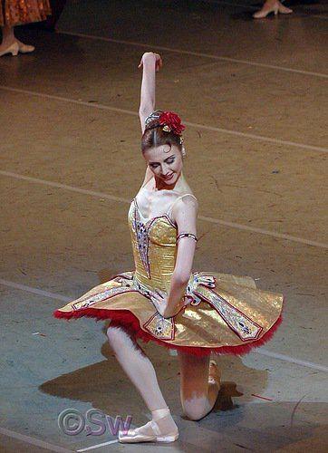 Svetlana ZAKHAROVA à l'Opéra Garnier le 16 décembre 2009 - Svetlana Zakharova Forever