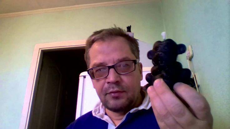 Как делать свечи в виде обезьянки 2016-Сергей Маузер свечное оборудование