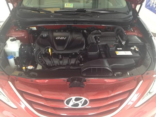 2012 hyundai sonata gls popular equipment package