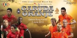 Indonesia vs Netherlands – Watch Free Live Streaming