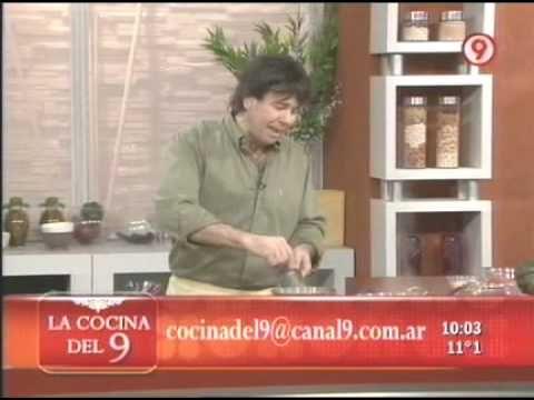 Souffle de Polenta - 1 de 2 - Ariel Rodriguez Palacios - YouTube