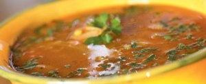 Indisk hvidkålsgryde m. røde linser og gulerødder