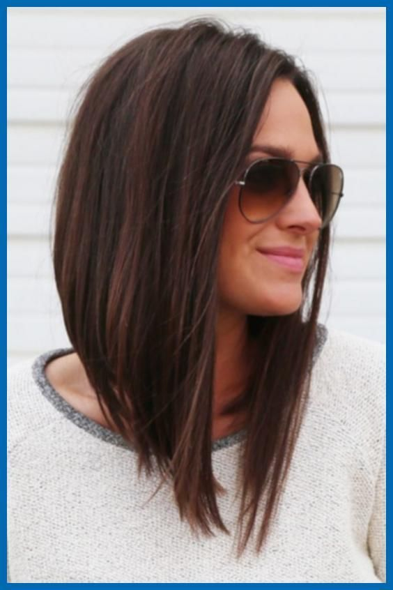 Medium Hairstyles For Round Faces 73 Thick Hair Styles