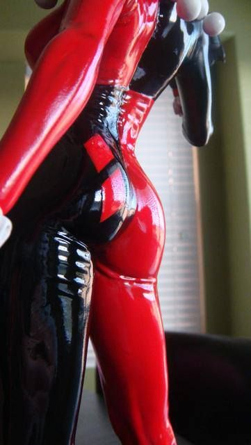 Boots and latex