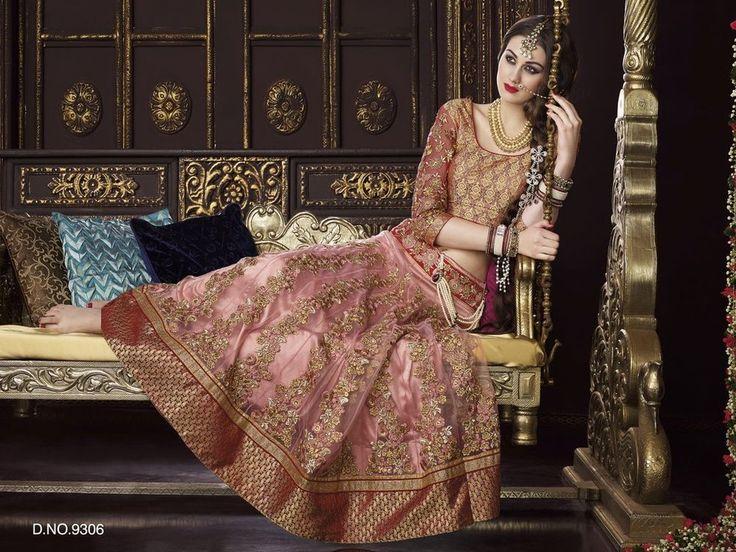 Designer Party Wear Wedding Indian Pakistani Sari Bollywood Ethnic Lehenga choli #Handmade #Lehenga