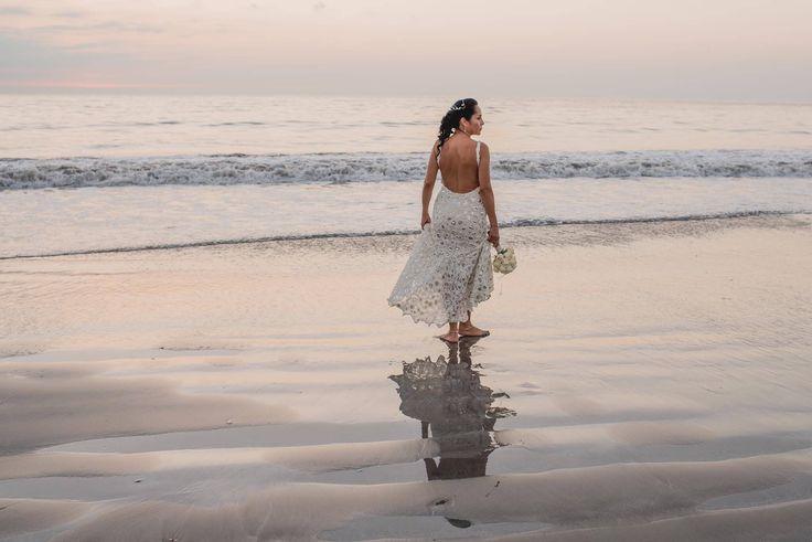 #Wedding #novia #matrimonio #boda #bride #noviosfelices #playa  #beach #novio