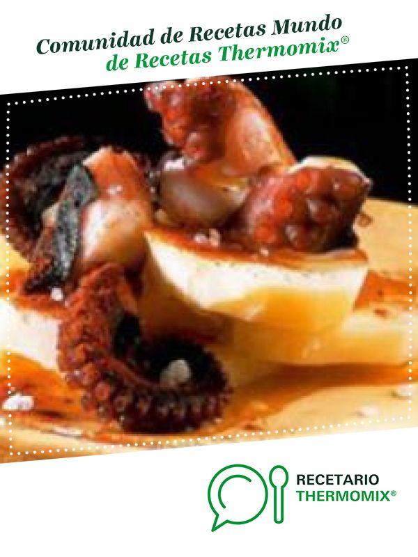 Pulpo A Feira Receta Recetas Monsieur Cuisine Comida Recetas De Thermomix