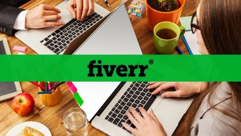 Free Course: Fiverr Success: Fiverr Selling For Complete Beginners!