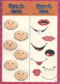 Ms de 25 ideas increbles sobre Caras de payaso en Pinterest