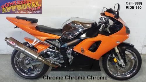 2000 Yamaha R1 Crotch Rocket For Sale-U1966