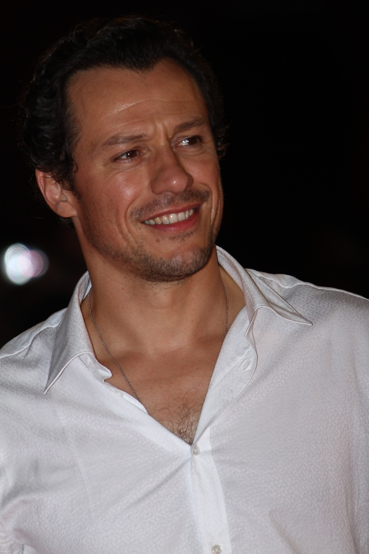 Actor Stefano Accorsi attends the 'W.E.' premiere at the Palazzo Del Cinema during the 68th Venice Film Festival on September 1, 2011 in Venice, Italy. (cinemafestival / Shutterstock.com)