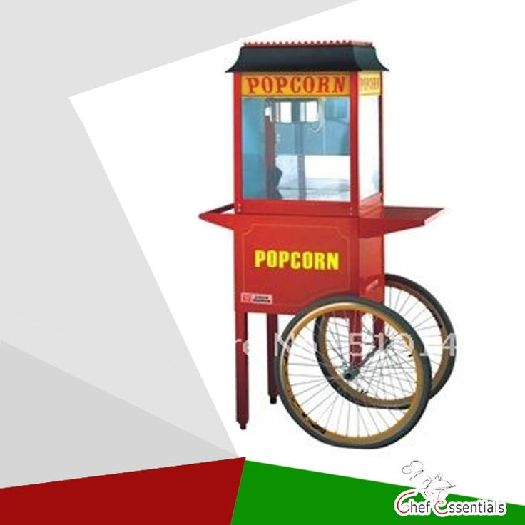 311.00$  Buy here - http://aijwo.worlditems.win/all/product.php?id=32617668851 - POP-06 economic popcorn maker commercial popcorn machine  with cart