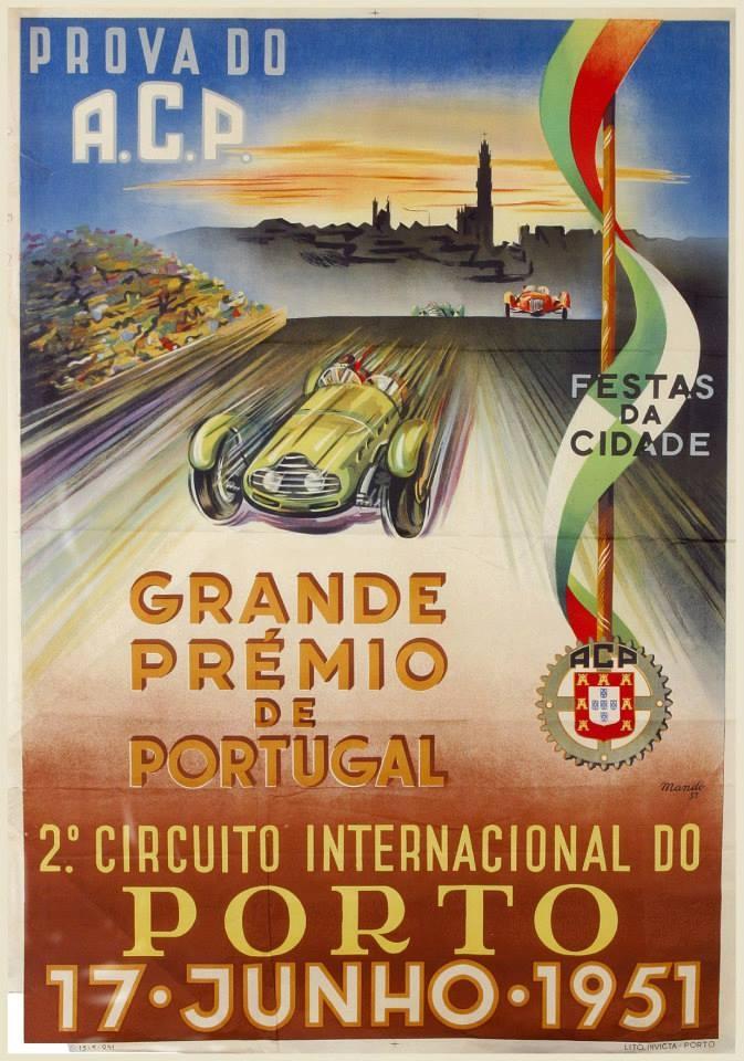 ✔️ 1951 Portugal Grand Prix