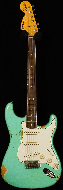 '69 Stratocaster Heavy Relic   Custom Shop Stratocaster   Fender Custom Shop   Electrics   Wildwood Guitars