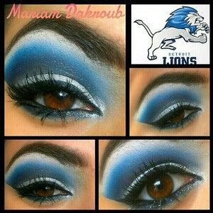 Are you a Detroit Lions fan? Ask me how to get this look? Www.facebook.com/youniquemomof8