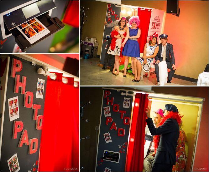 DIY : une cabine photo pour mon mariage ! (ou n'importe quelle fête, en fait)