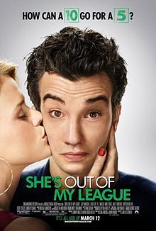 Stars Jay Baruchel. Big fan of his. He plays Hiccup in How to Train Your Dragon. =D! This was a pretty funny movie haha.