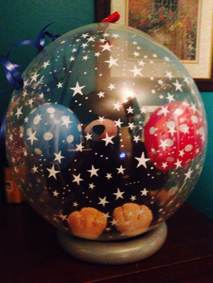 "Elite 18"" Black Build A Bear with stars balloon! $40.00 plus tax and $10.00 delivery fee outside of the Town of Goochland!"