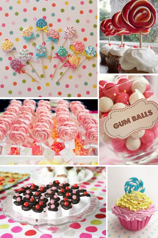 Candy Bar alla riscossa: cara Confettata sei out! #candybar #matrimonio…