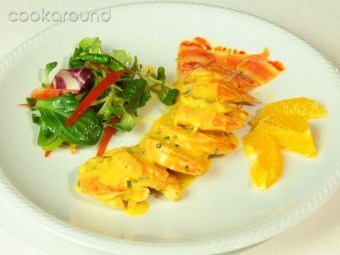 Aragosta all'arancia: Ricette di Cookaround   Cookaround