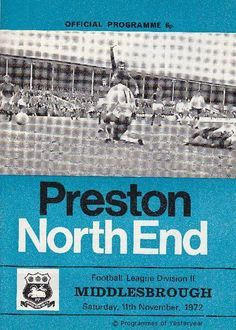 Preston North End F.C. | soccer badges/patches | Pinterest ...
