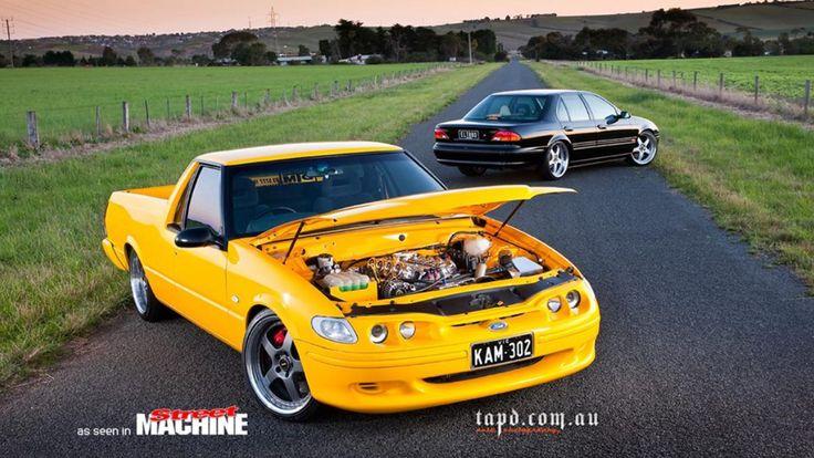 XR8 XH Ford
