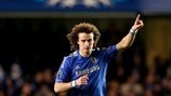 David Luiz (Chelsea FC)   Chelsea 6-1 Nordsjaelland. [05.12.12]
