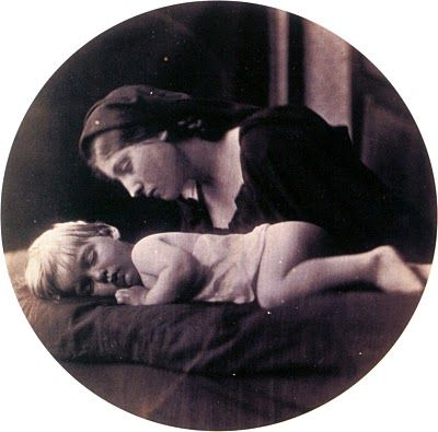 """Julia Margaret Cameron """"My Grandchild, Archie Cameron, Aged Two Years, Three Months"""""""