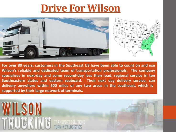 Drive for wilson