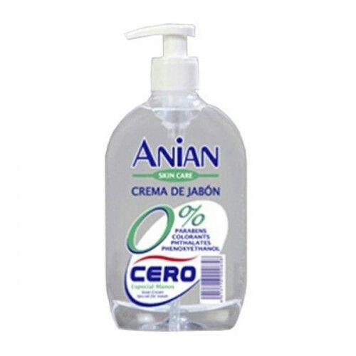 Promotie Sapun lichid fara parabeni, fara coloranti - 500 ml - 8.4 ron http://www.triodeluxe.ro/ro/igiena-corporala/sapun-lichid-zero.html
