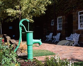 Old Fashioned Water Pump Photos